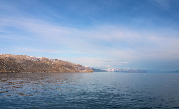 Der kanadische Küstenabschnitt der Arktis ist der längste weltweit. Vom Norden bis in den Osten