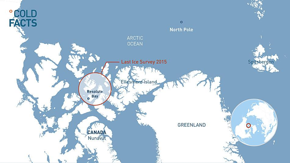 Die im Norden von Nunavut geplante Expedition endete auf tragische Weise.